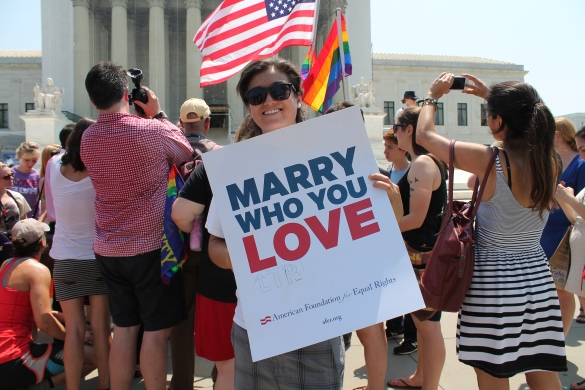 Marriage equality photo