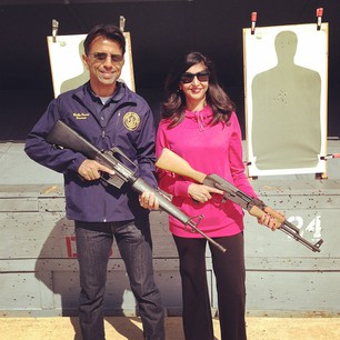 Jindal gun photo
