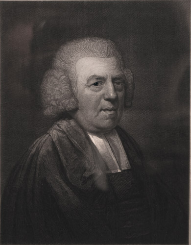 John Newton, the author of the hymn